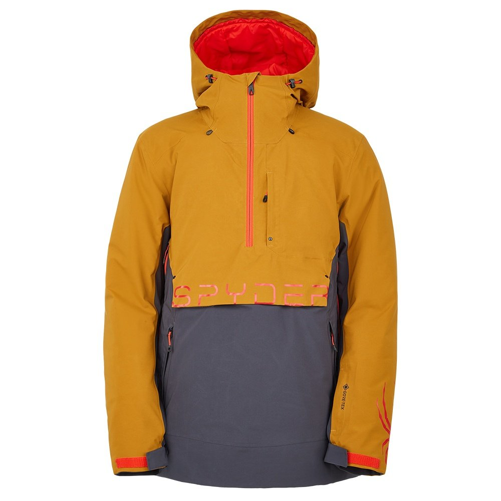 Spyder Signal GORE-TEX Anorak Insulated Ski Jacket (Men's) - Toasted