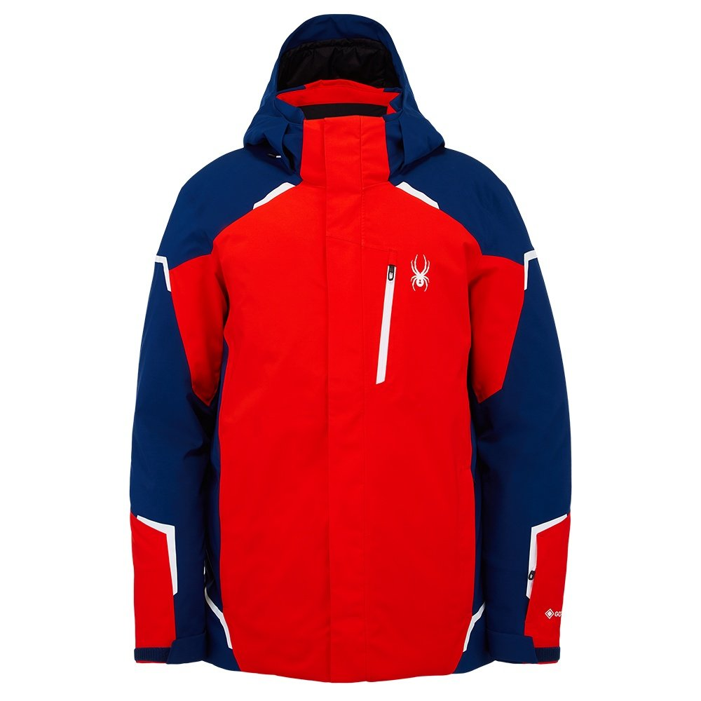 Spyder Copper GORE-TEX Insulated Ski Jacket (Men's) - Volcano