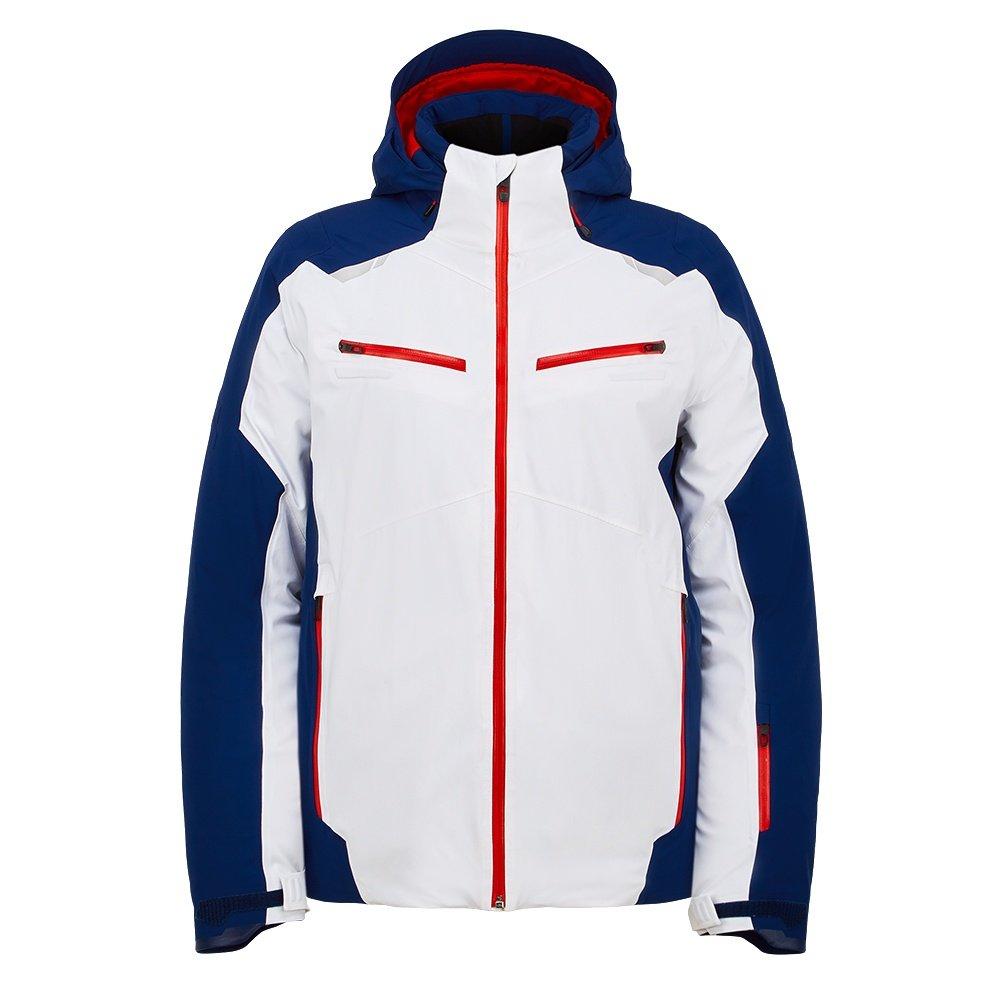 Spyder Monterosa GORE-TEX Insulated Ski Jacket (Men's) - White