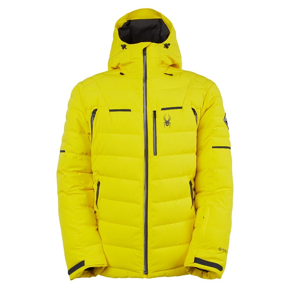 Spyder Impulse GORE-TEX Infinium Down Ski Jacket (Men's) - Sun