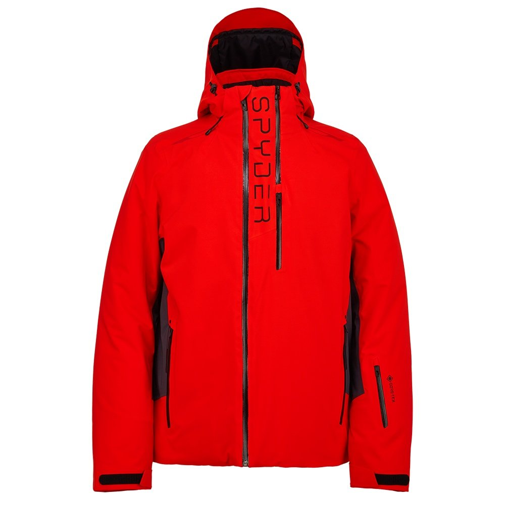 Spyder Orbiter GORE-TEX Insulated Ski Jacket (Men's) - Volcano