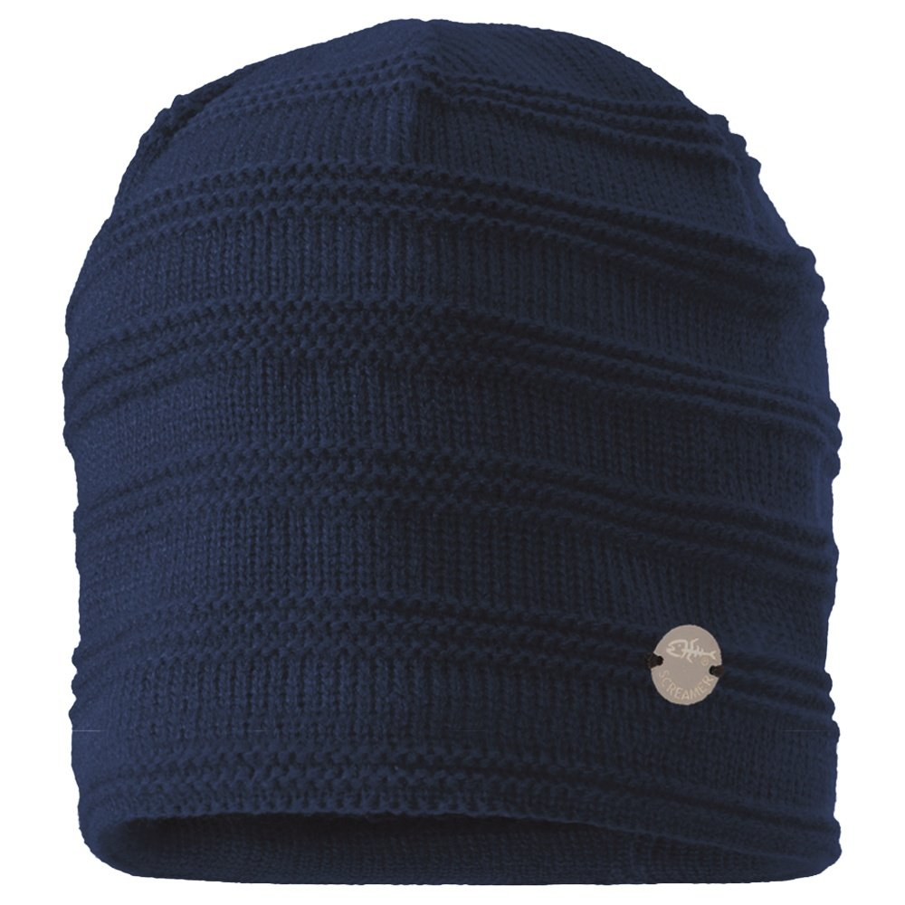 Screamer Hats Mike Beanie (Men's) - Navy