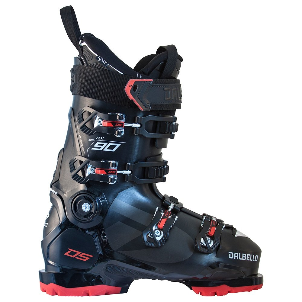 Dalbello DS AX 90 Ski Boot (Men's) - Black/Red