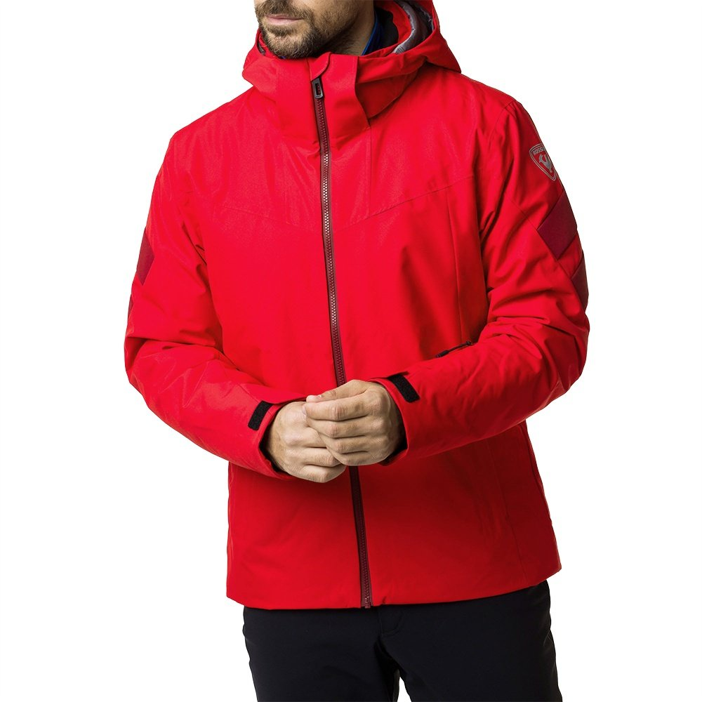 Rossignol Controle Insulated Ski Jacket (Men's) - Sports Red