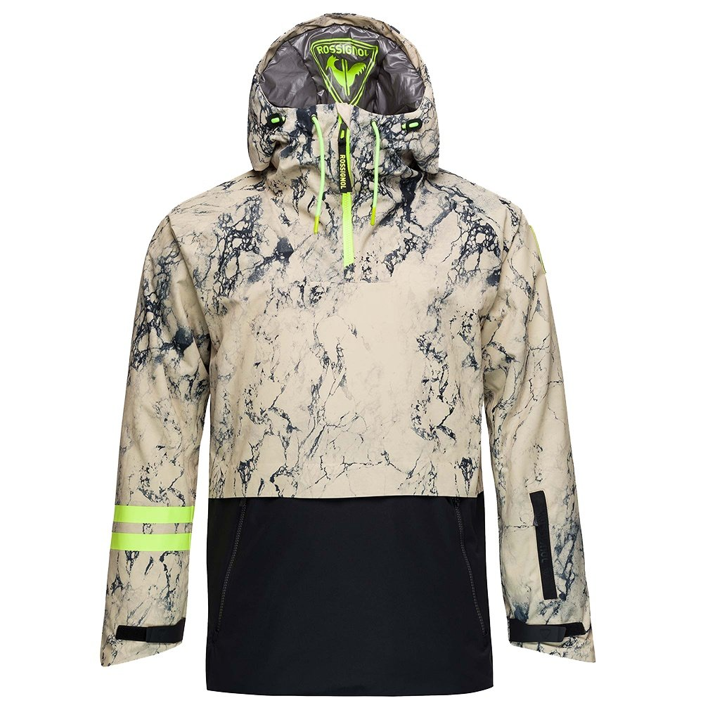 Rossignol Exces RF Anorak Shell Ski Jacket (Men's) - Stone Free