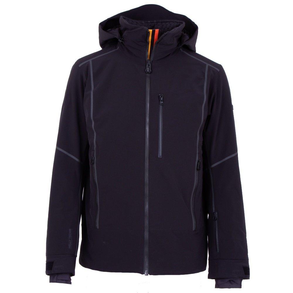 Helly Hansen Icon 4.0 Sonic Welded Stretch Insulated Ski Jacket (Men's) - HH Black
