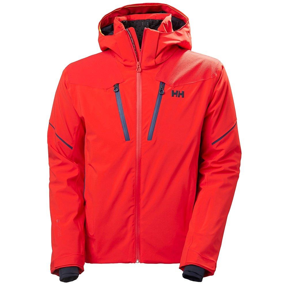 Helly Hansen Steilhang Insulated Ski Jacket (Men's) - Red