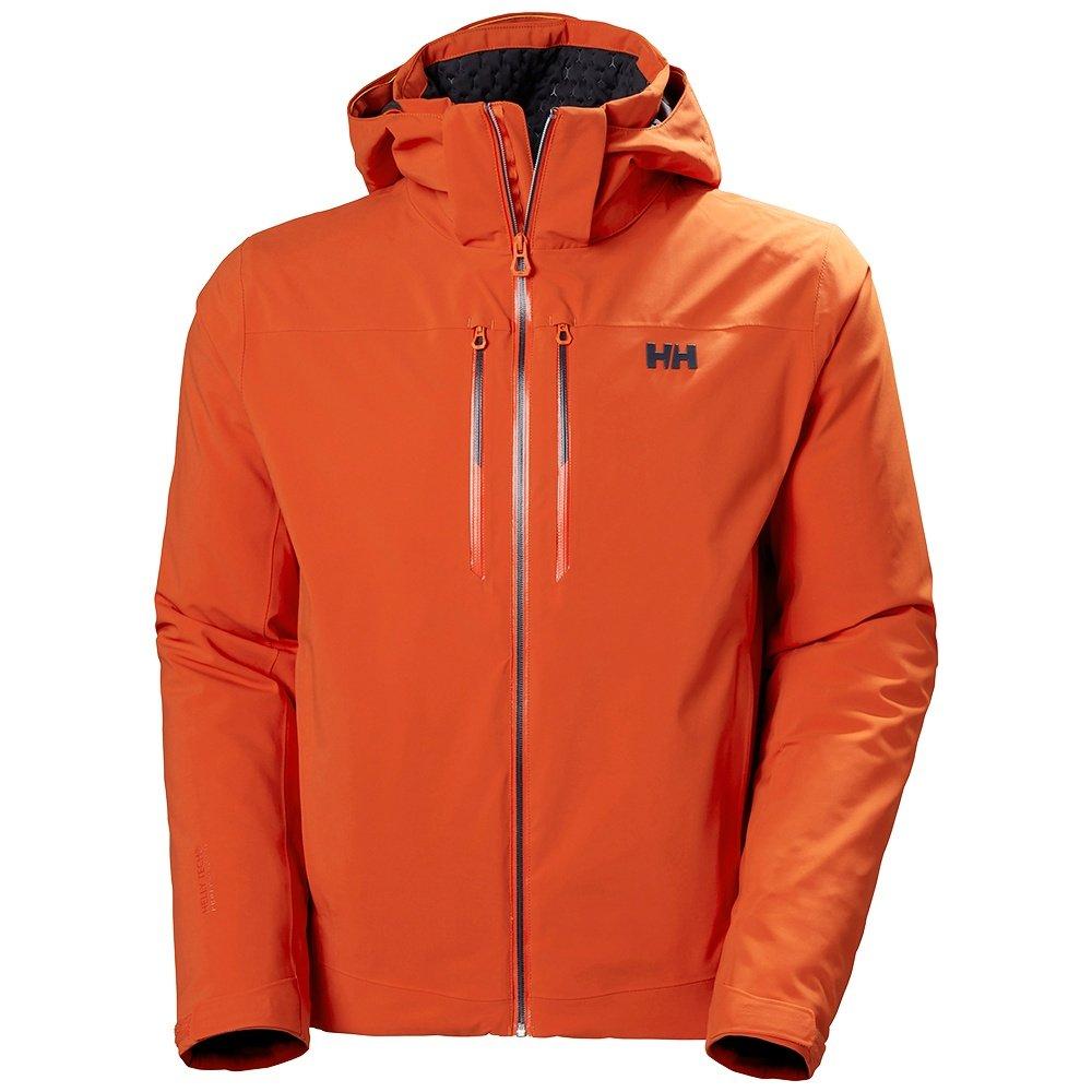 Helly Hansen Alpha Lifaloft Insulated Ski Jacket (Men's) -
