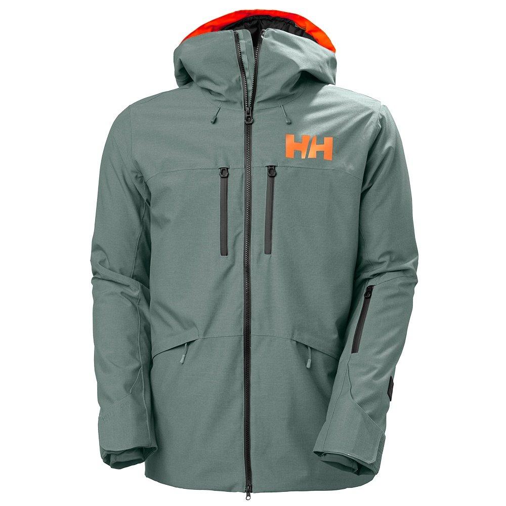 Helly Hansen Garibaldi 2.0 Insulated Ski Jacket (Men's) - Trooper