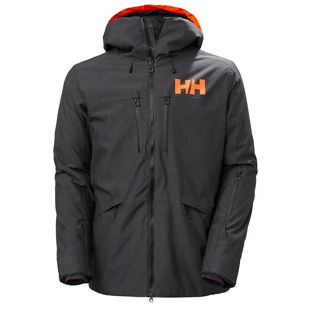Helly Hansen Garibaldi 2.0 Insulated Ski Jacket (Men's) - Slate