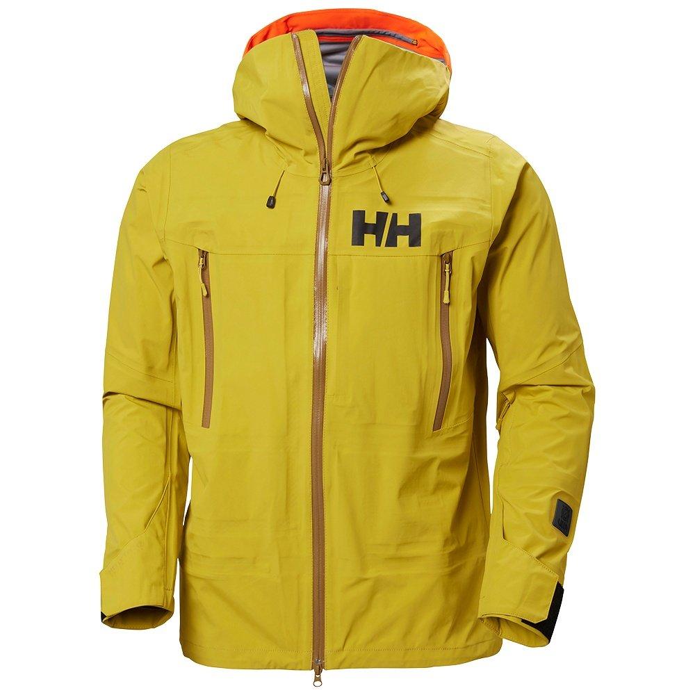 Helly Hansen Sogn 2.0 Shell Ski Jacket (Men's) - Antique Moss