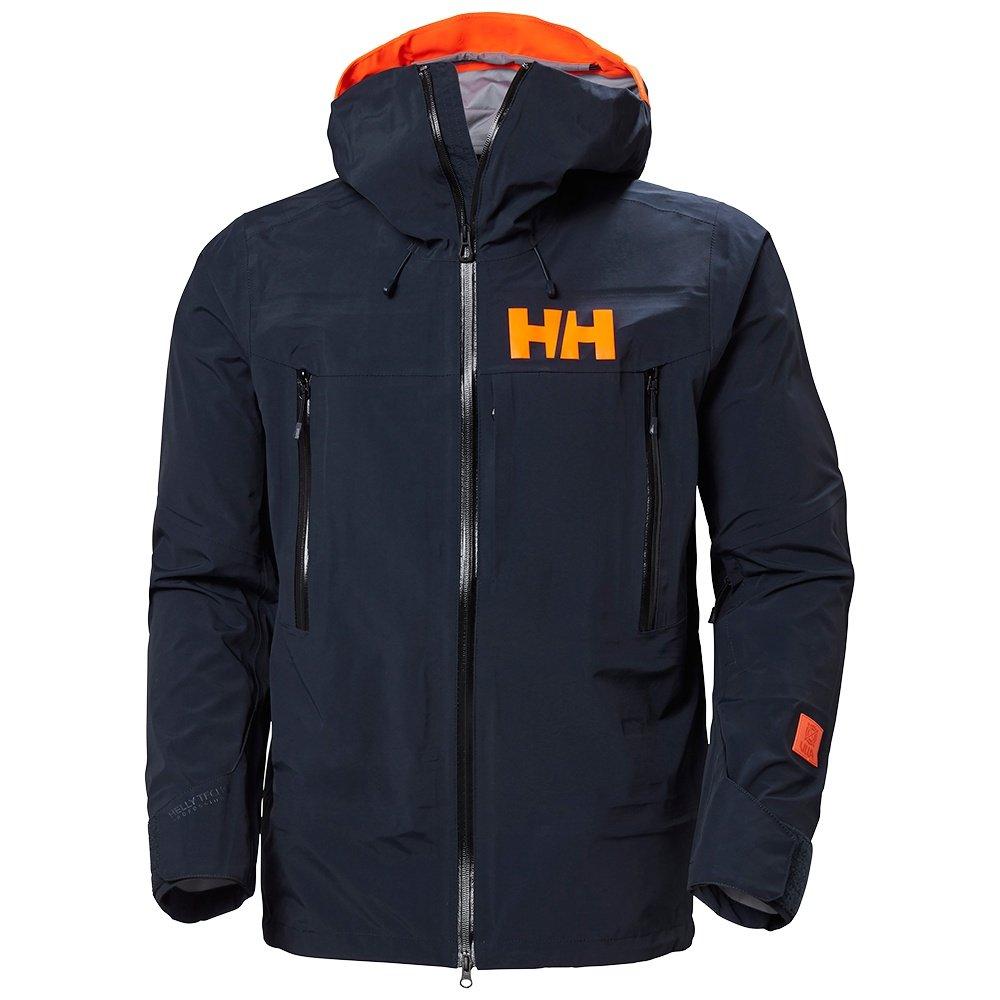 Helly Hansen Sogn 2.0 Shell Ski Jacket (Men's) - Navy