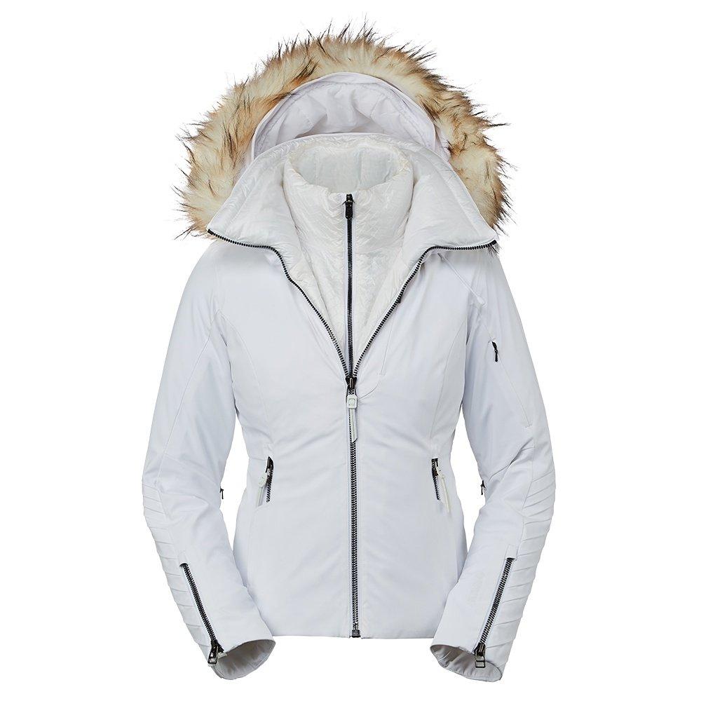 Spyder Pinnacle GORE-TEX Infinium Insulated Ski Jacket (Women's) - White