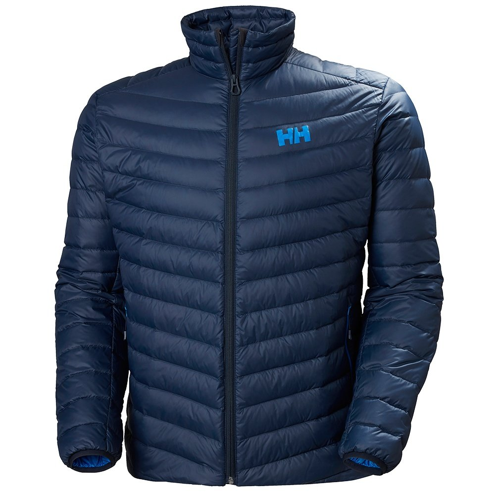 Helly Hansen Verglas Down Insulator Jacket (Men's) - Navy