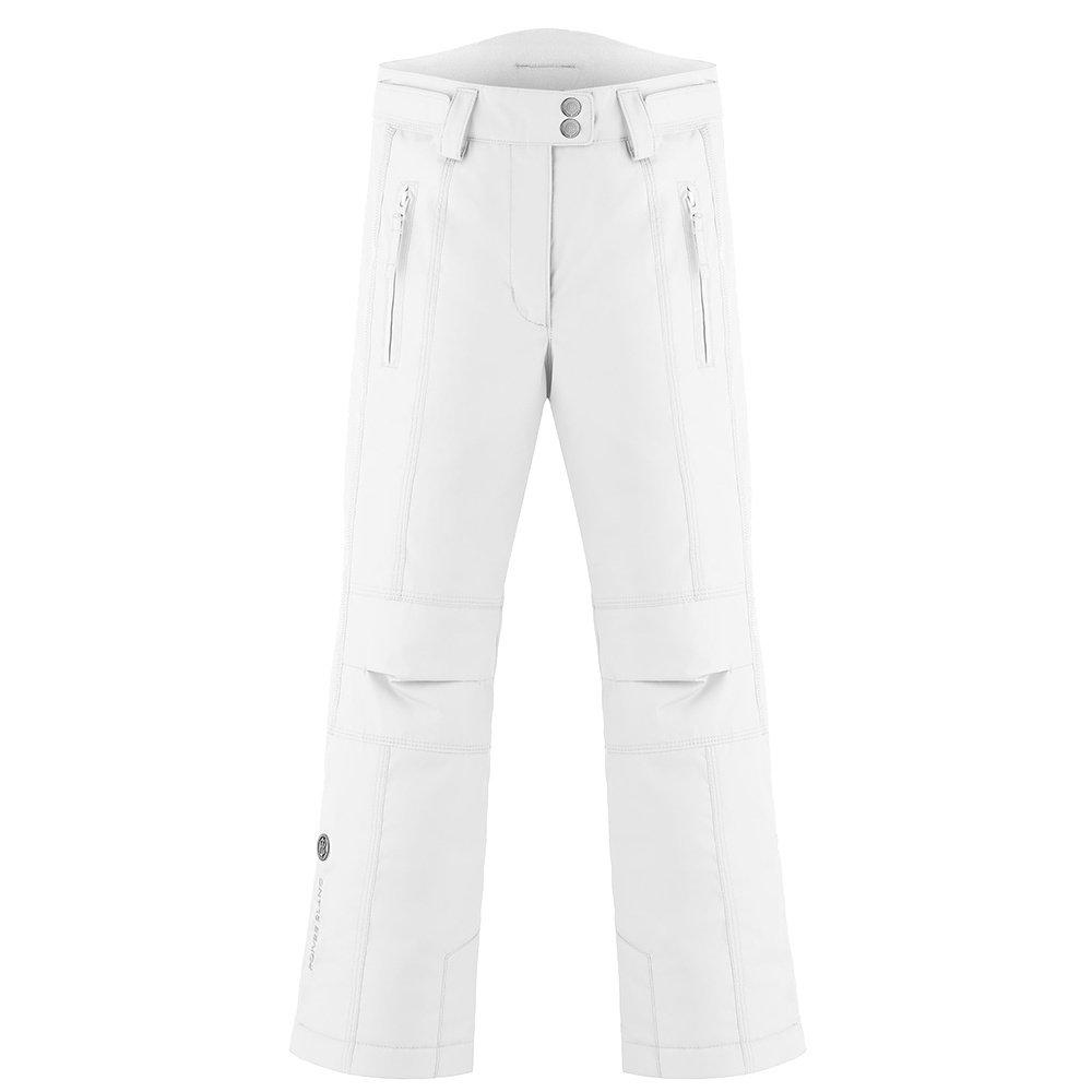 Poivre Blanc Pro Insulated Ski Pant (Girls') - White