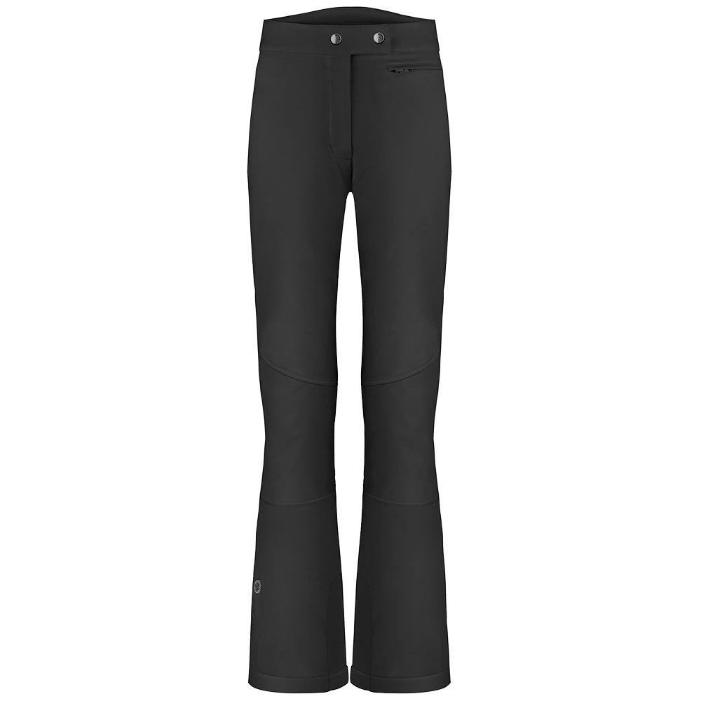 Poivre Blanc Lori Stretch Ski Pants (Women's) - Black