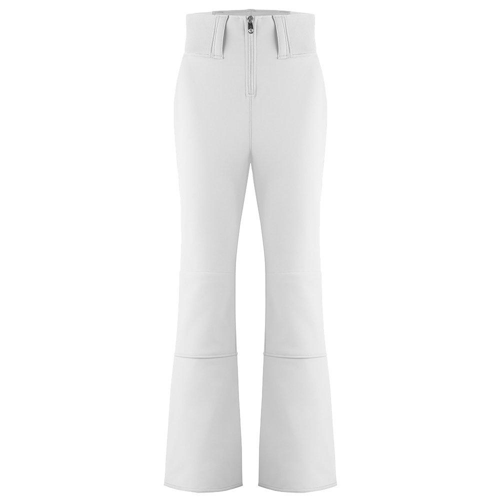Poivre Blanc Majesty 2 Softshell Ski Pant (Women's) - White