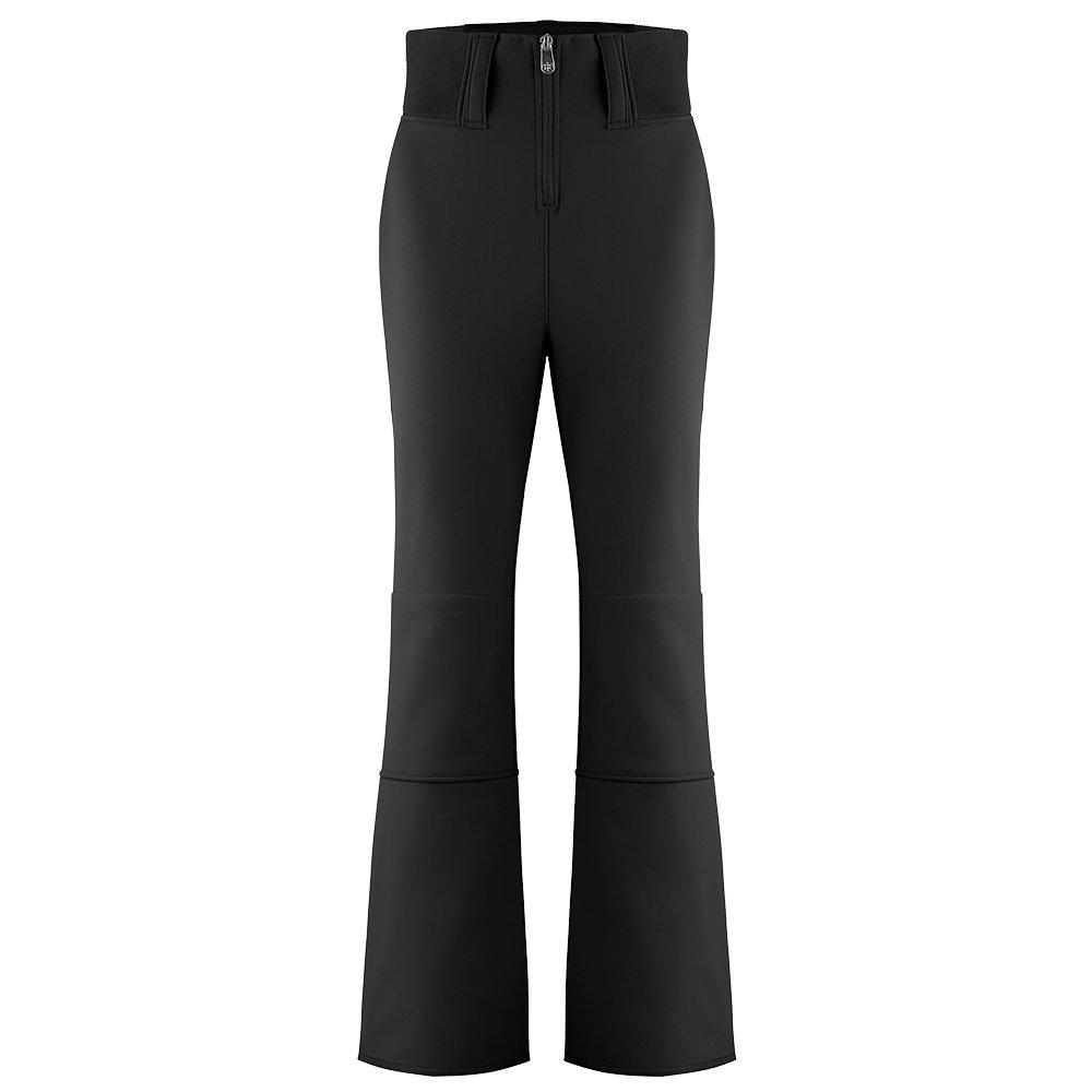 Poivre Blanc Majesty 2 Softshell Ski Pant (Women's) - Black