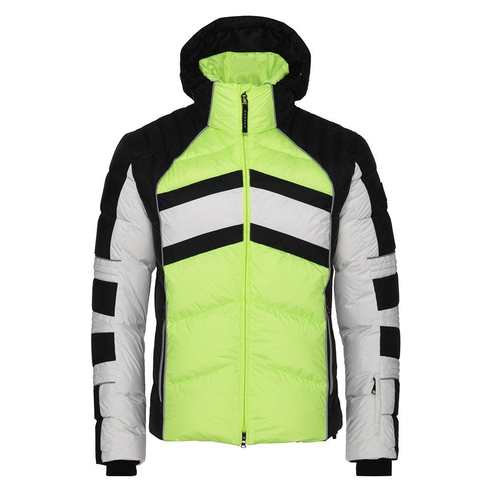 Bogner Brun-D Down Ski Jacket (Men's) - Neon Lime