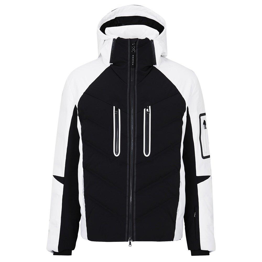 Bogner Felian-D Down Ski Jacket (Men's) - Black/White