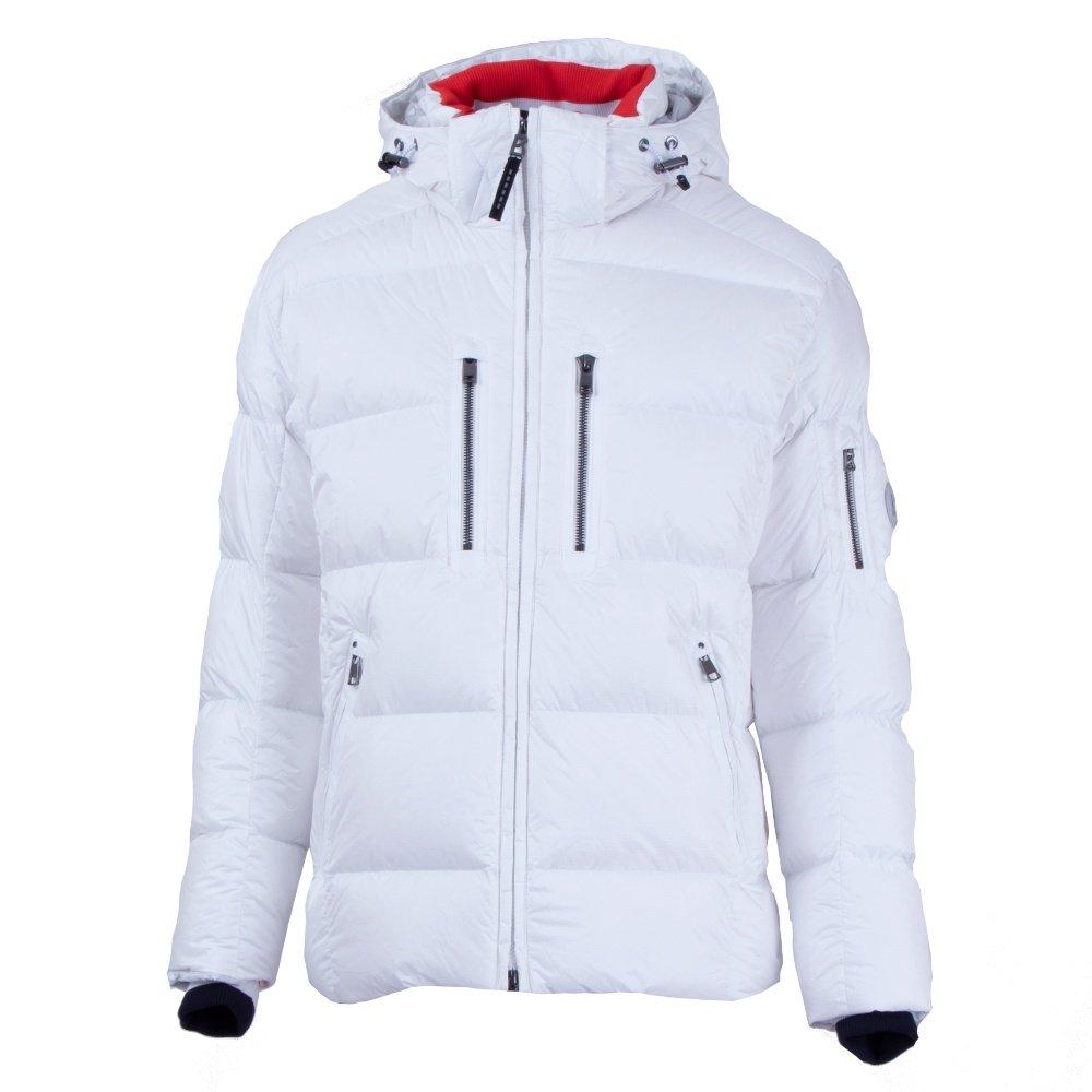 Bogner Gian-D Down Ski Jacket (Men's) - Off White