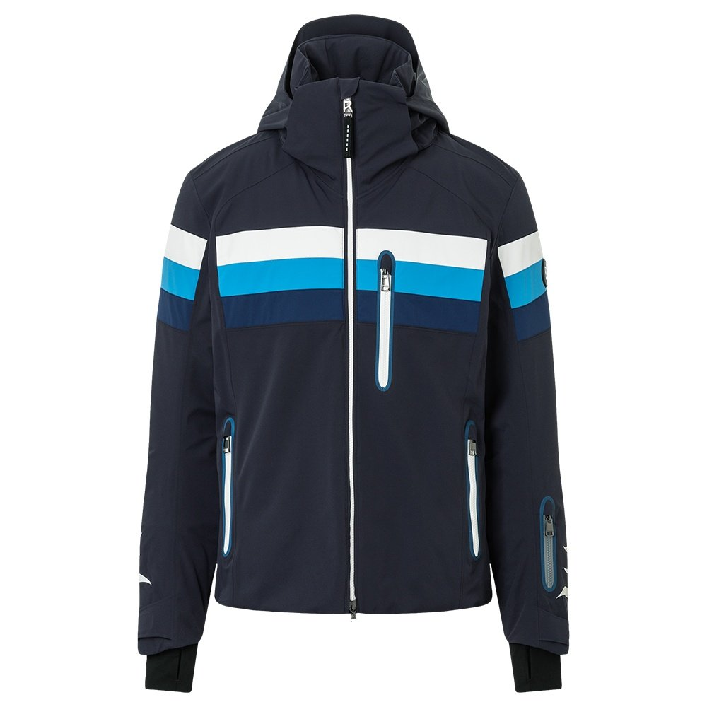Bogner Jeff-T Insulated Ski Jacket (Men's) - Navy