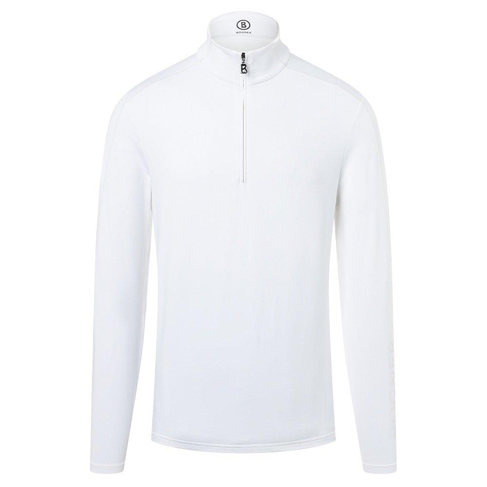 Bogner Harrison 1/4-Zip Mid-Layer (Men's) - Off White