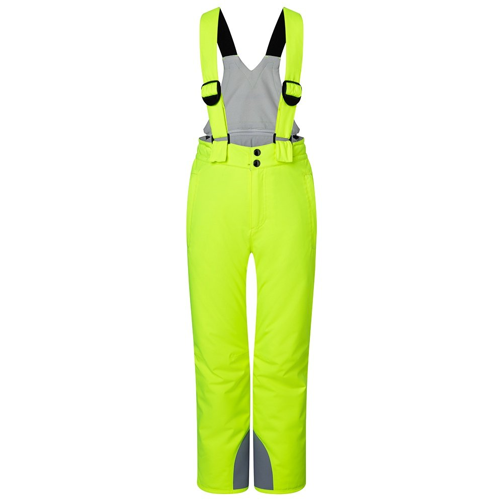 Bogner Quadro Insulated Ski Pant (Boys')  - Neon Lime