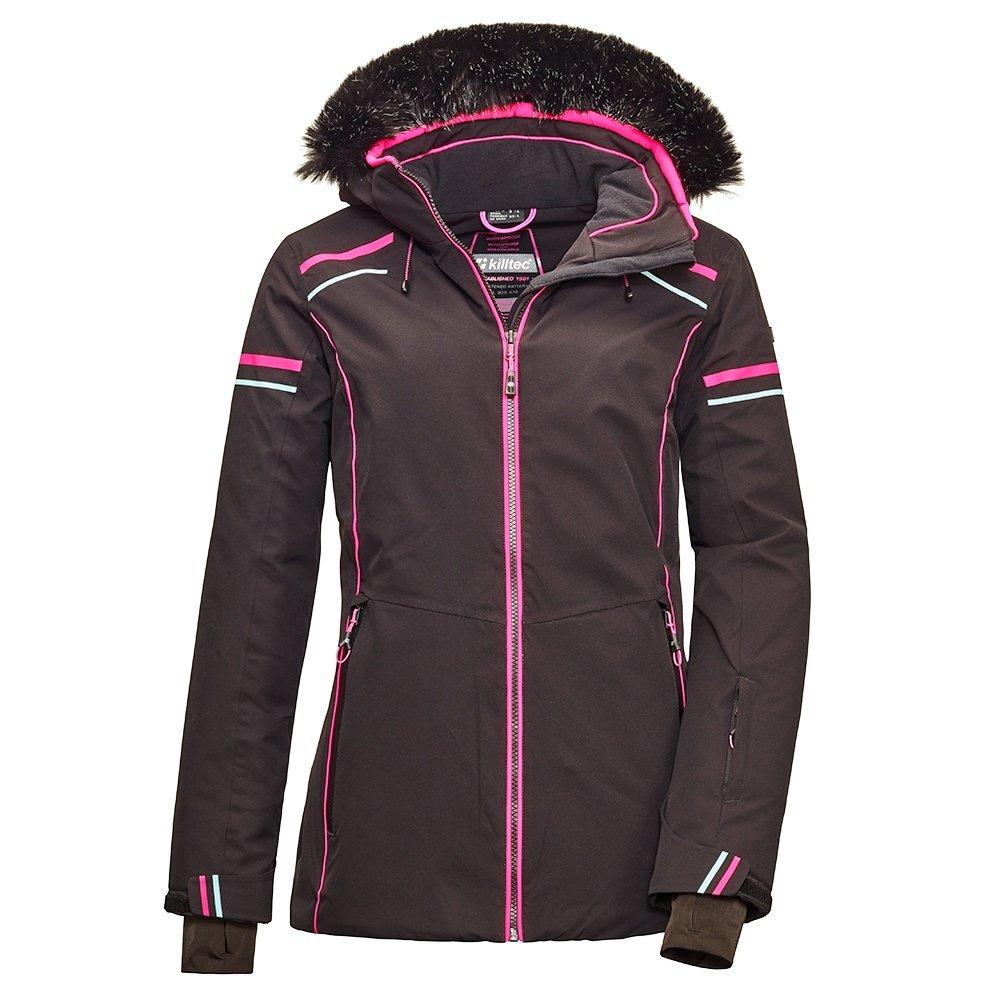 Killtec Cimetta B Insulated Ski Jacket (Women's) - Black