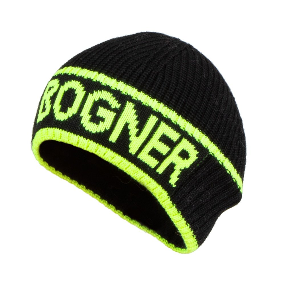 Bogner Rocco Hat (Boys') - Black