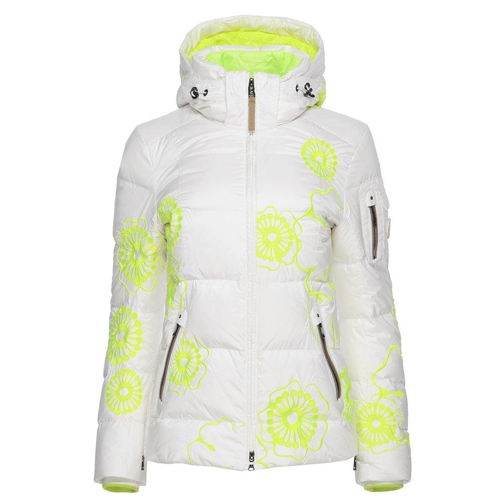 Bogner Ganya-D Down Ski Jacket (Women's) - Off White