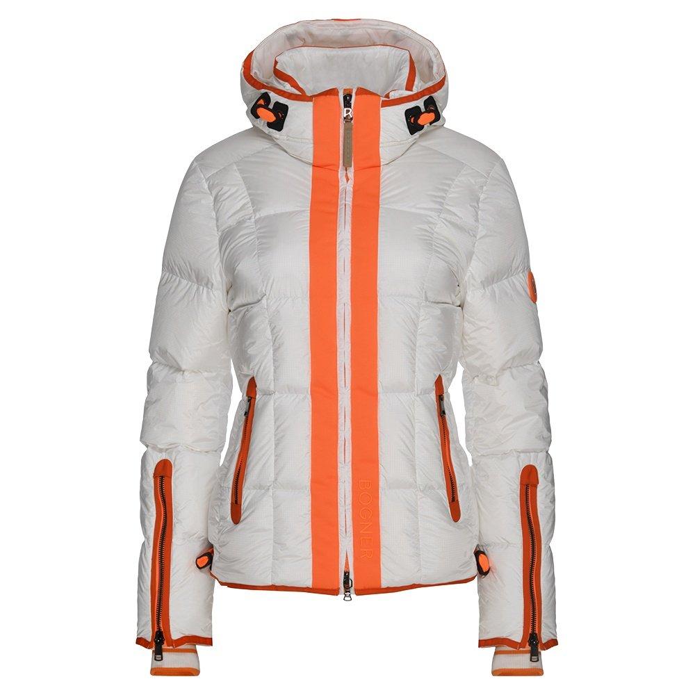 Bogner Gracia-D Down Ski Jacket (Women's) - Off White