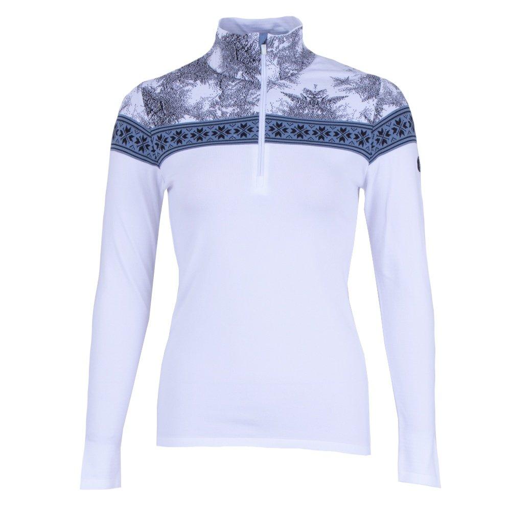 Newland Molina 1/2-Zip Sweater (Women's) - White/Ice Grey