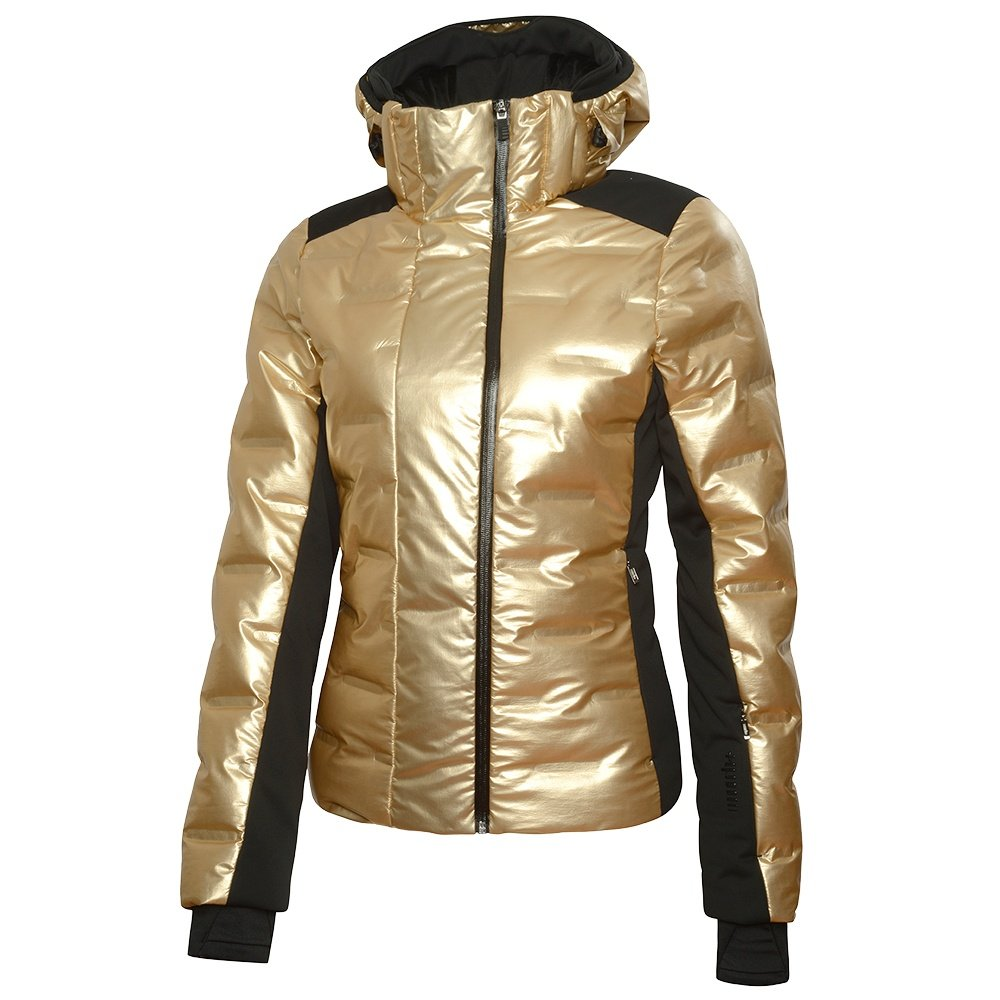 Rh+ Quasar Down Ski Jacket (Women's) - Gold/Black