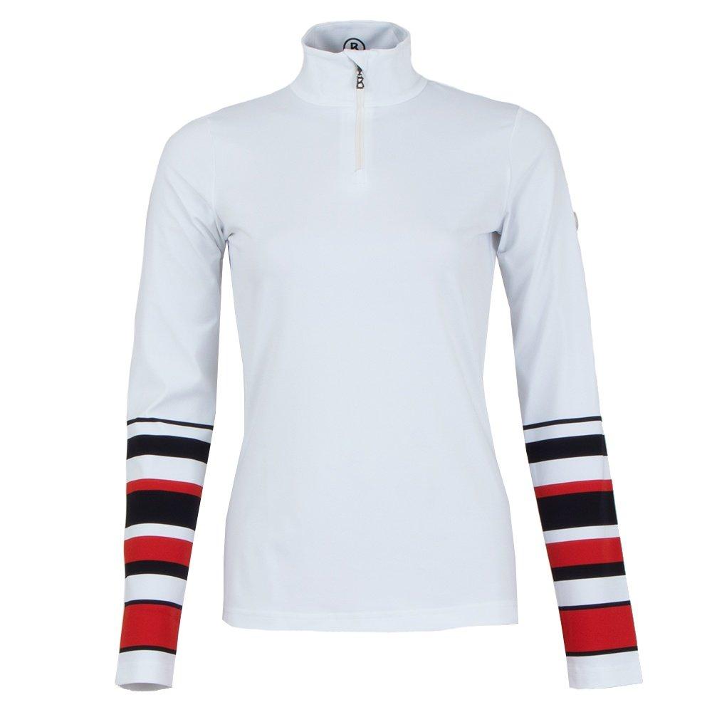 Bogner Beline1 1/4-Zip Mid-Layer (Women's) - Off White