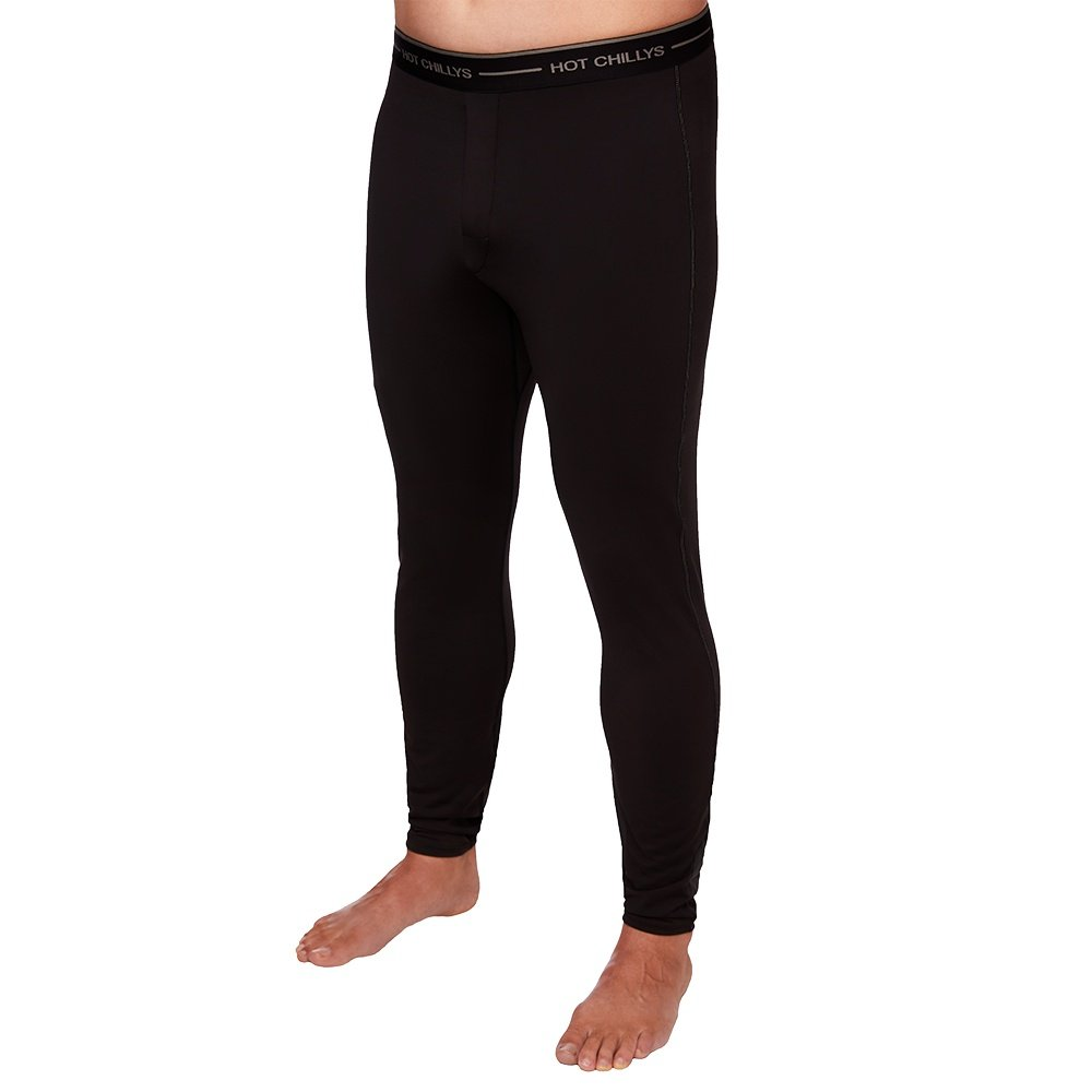 Hot Chillys Clima-Trek Baselayer Bottom (Men's) - Black