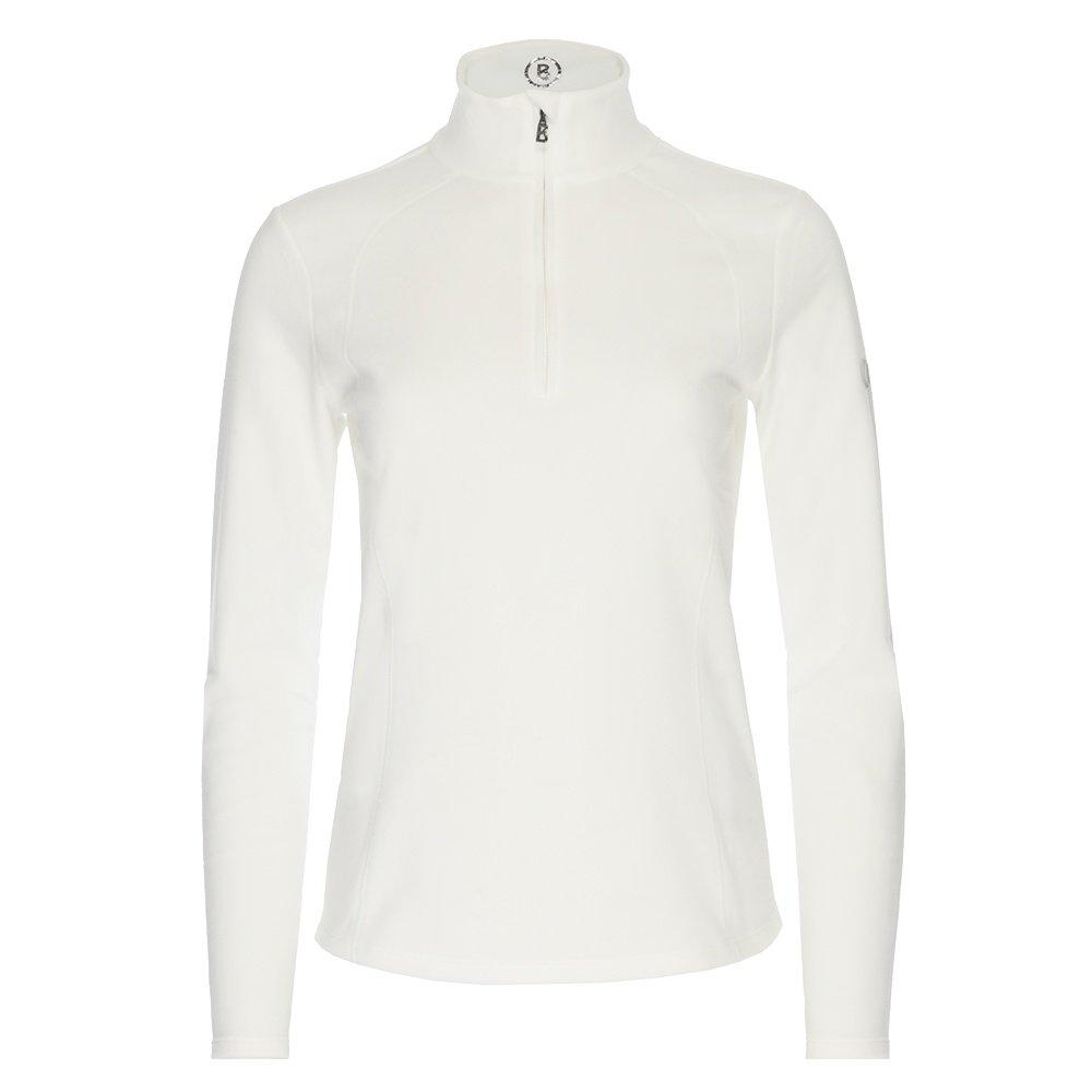 Bogner Madita 1/4-Zip Mid-Layer (Women's) - Off White