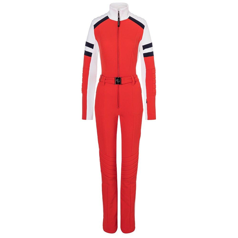 Bogner Cat One Piece Ski Suit (Women's) - Ferrari Red