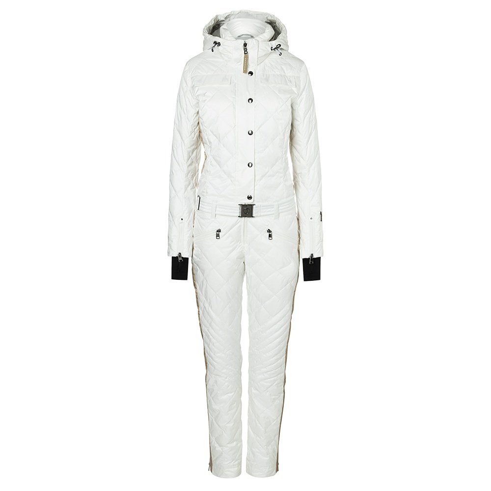 Bogner Greta-D Down Ski Suit (Women's) - Off White