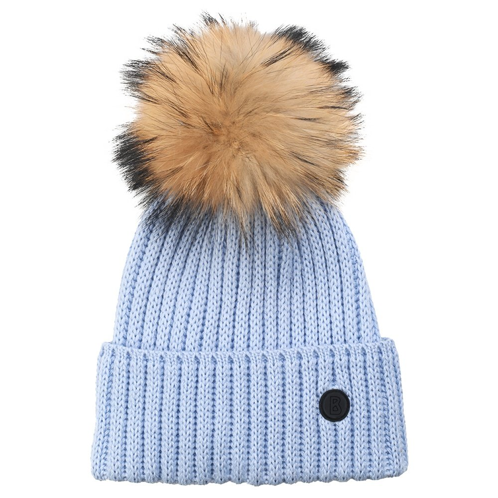 Bogner Rania Hat with Real Fur Pom (Women's) -