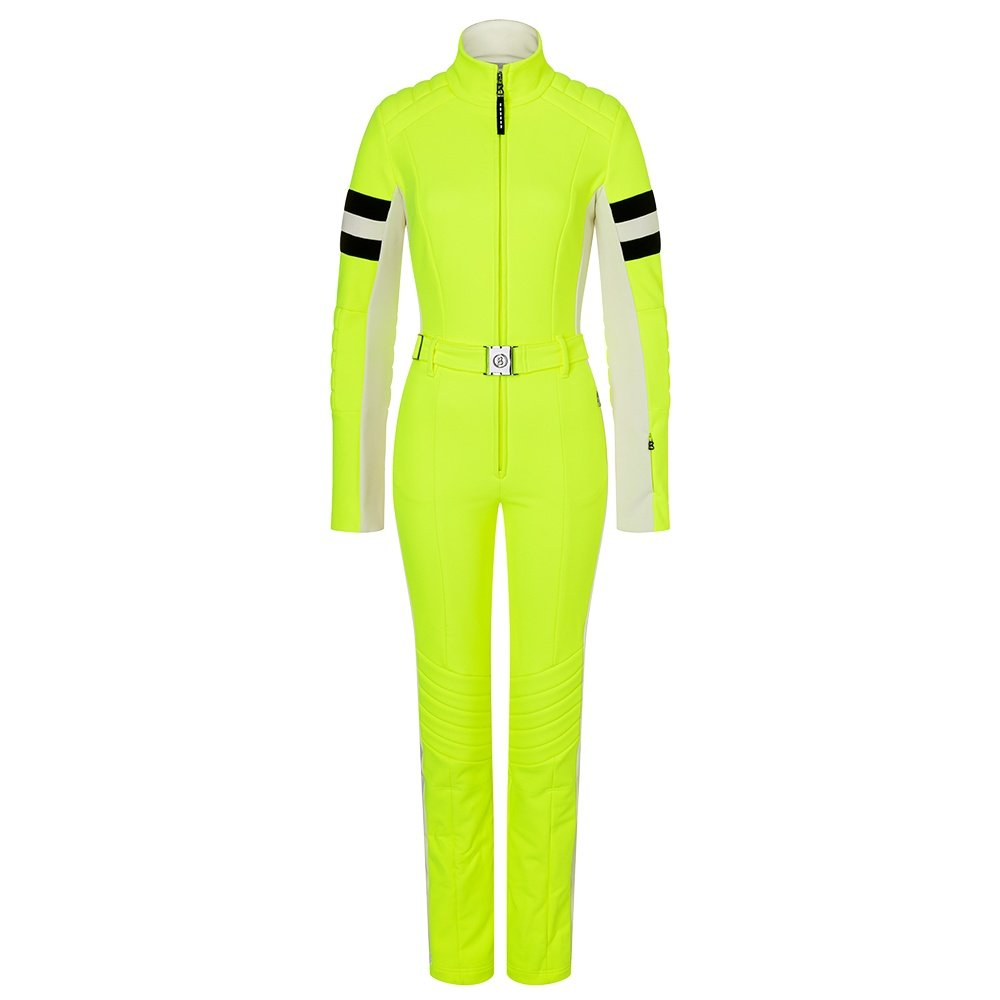 Bogner Cat One Piece Ski Suit (Women's) - Neon Lime