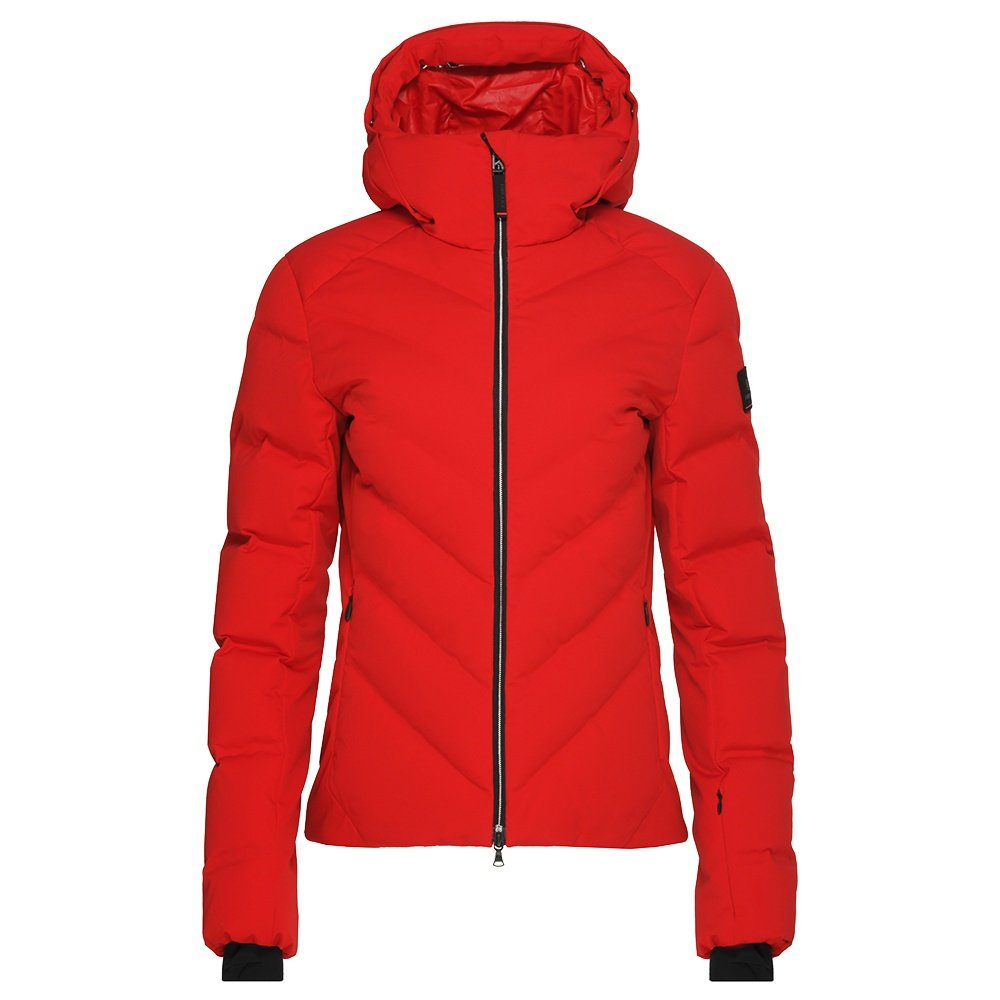 Bogner Fire + Ice Carla Insulated Ski Jacket (Women's) - Signal Red