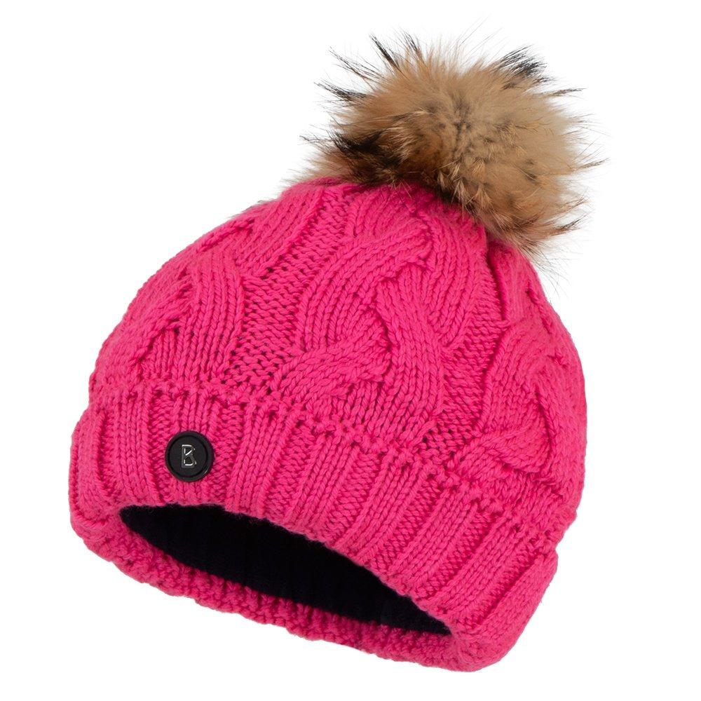 Bogner Fire + Ice Mira Hat (Women's) - Vibrant Pink