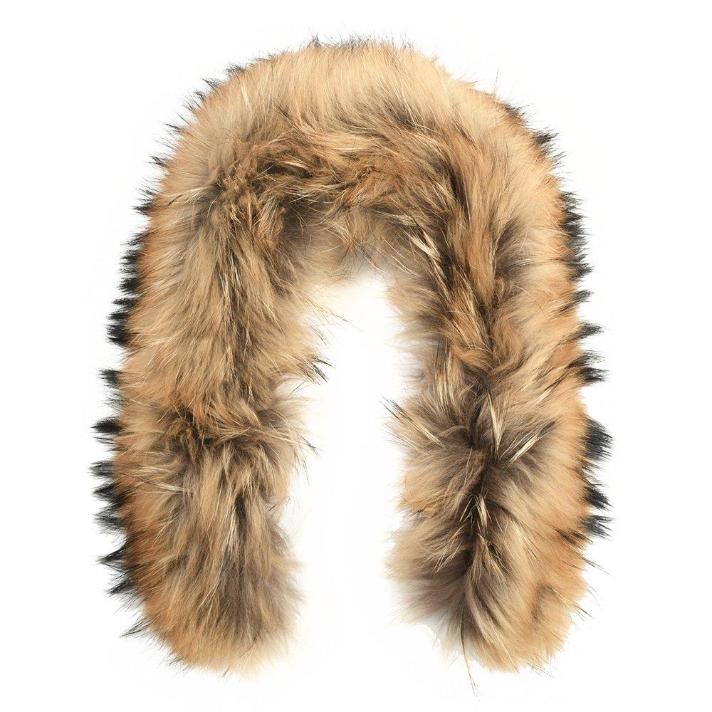 Bogner Fire + Ice Racoona Fur Hood Trim - Natural