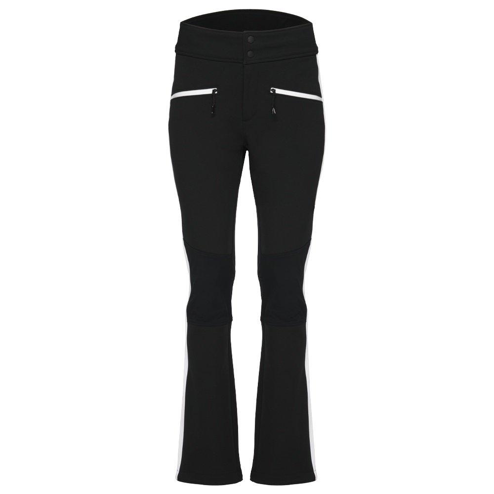 Bogner Fire + Ice Amber Softshell Ski Pant (Women's) - Black/White