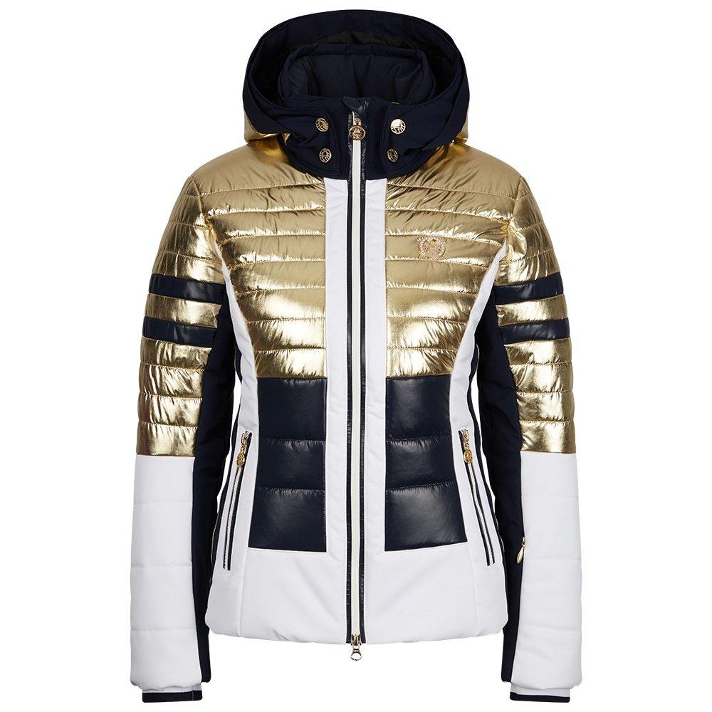 Sportalm King Metallic Insulated Ski Jacket (Women's) - Gold