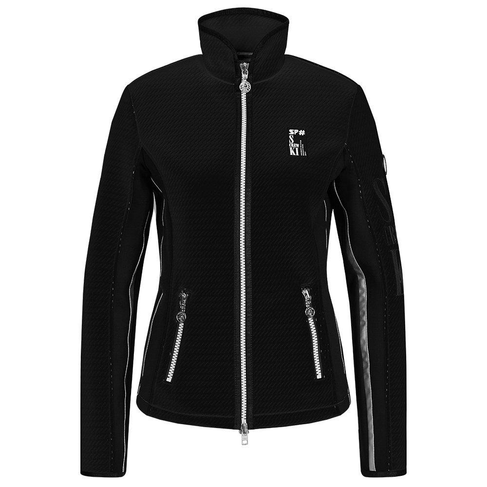 Sportalm Letter Jacket (Women's) - Black
