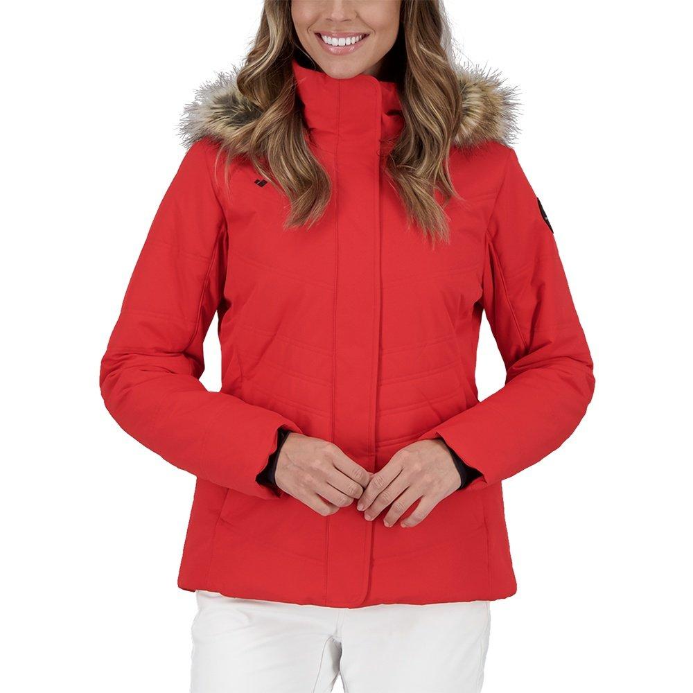 Obermeyer Tuscany II Insulated Ski Jacket (Women's) - Read My Lips