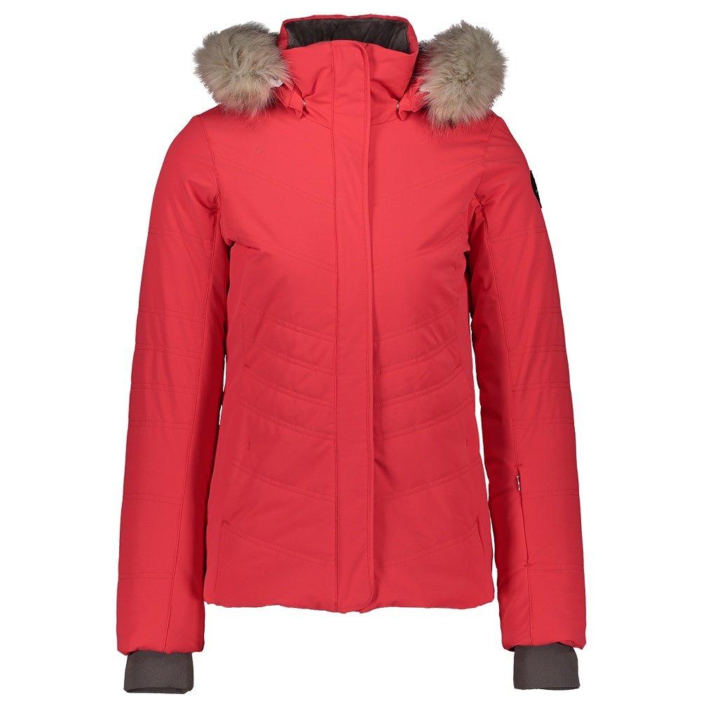 Obermeyer Tuscany Elite Insulated Ski Jacket (Women's) - Hibiscus