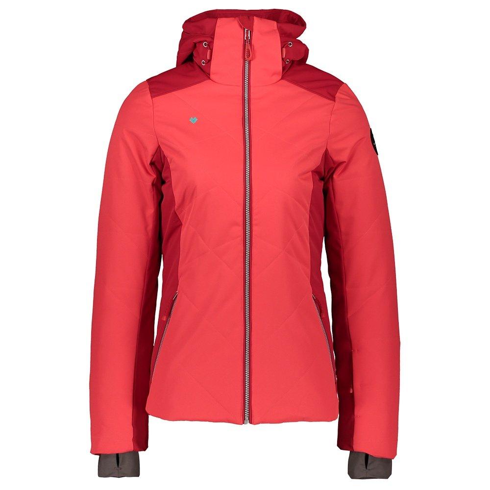 Obermeyer Lorena Insulated Ski Jacket (Women's) - Hibiscus